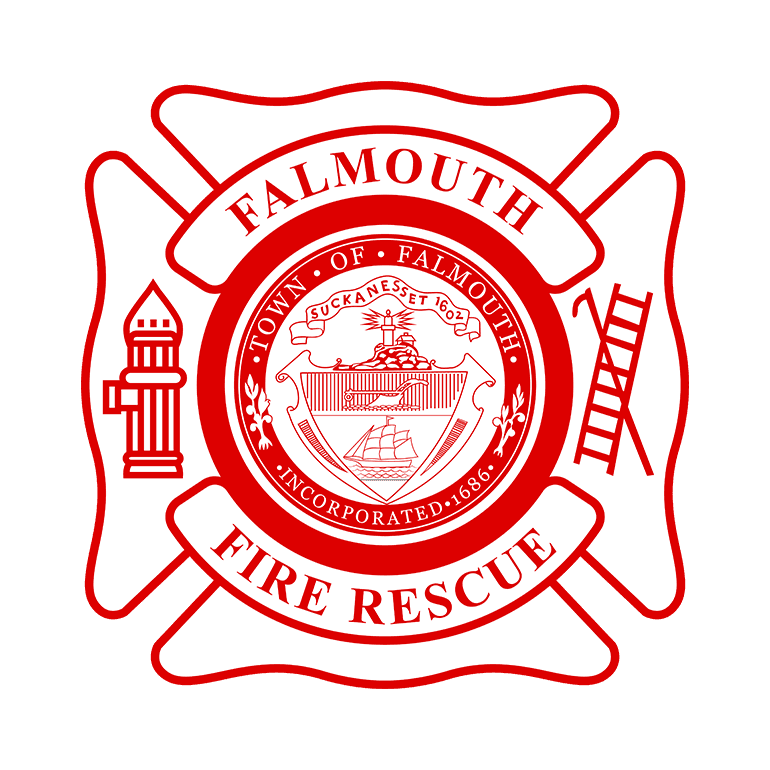 Falmouth Fire Rescue Seal