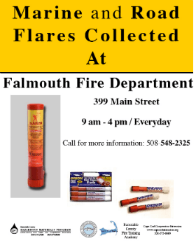 Flares Disposal Flyer