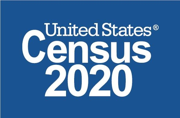 2020 Logo_Census 2020_Block Out_Blue_Preferred