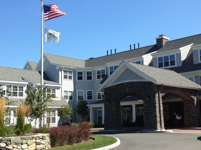 Atria Senior Living Entrance